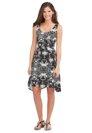 576a8da08d9 Cato Fashions Aztec Patterned Knit Dress-Plus  CatoFashions  catosummerstyle