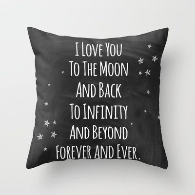 our pillow.