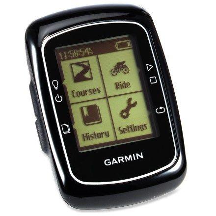 Garmin Edge 200 Wireless Bike Computer With Images Garmin Edge