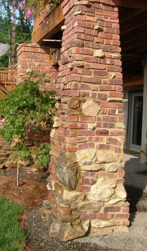 klinker brick Klinker, Gartenmauern, Backstein