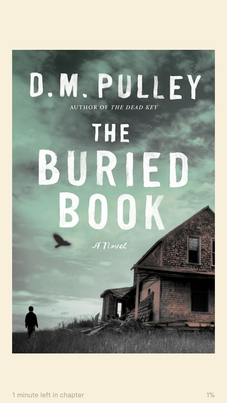 Br The Buried Book By D M Pulley Books Pulley Novels