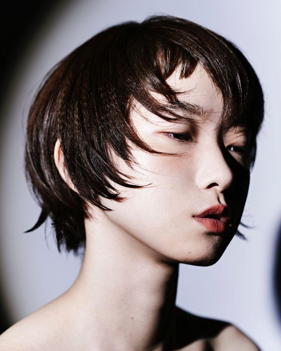 hair:高橋正樹 make:岡崎 翔 photo:松山優介