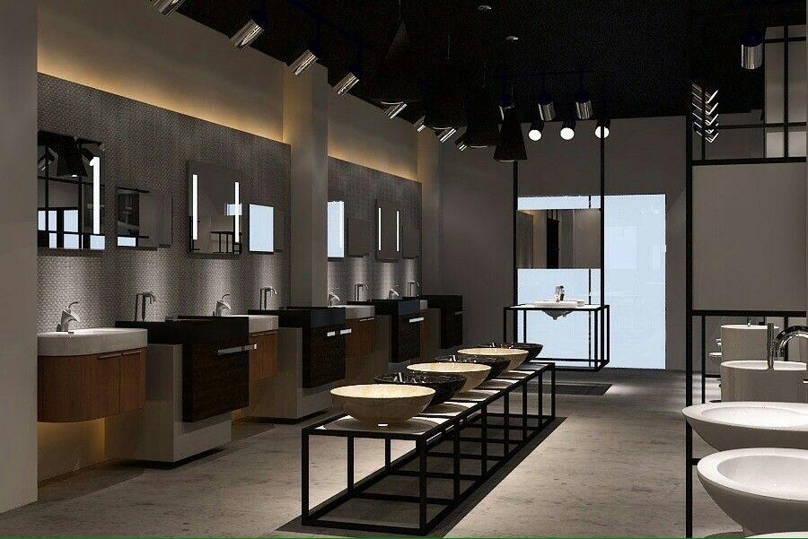 Hardware Exhibition Stall : Sanitary vanity hardware showrooms pinterest baños