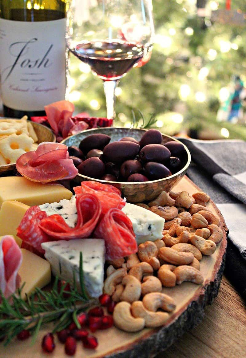 Cheese And Charcuterie Board Stressfree Entertaining A Gouda Life Recipe Charcuterie Board Meats Charcuterie Board Charcuterie