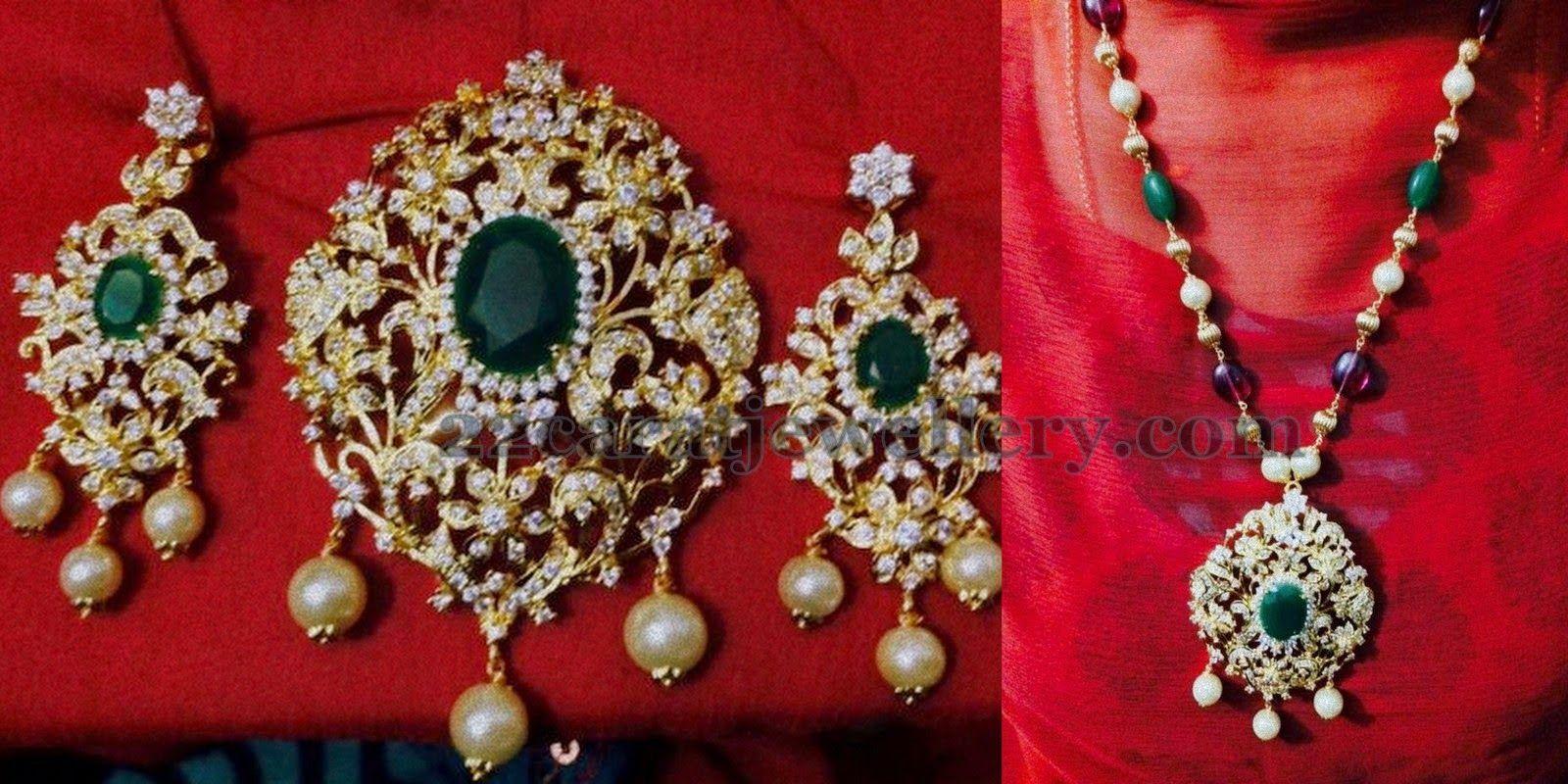 1 gram gold cz pendants gallery pinterest pendants gold and 1 gram gold cz pendants gallery jewellery designs aloadofball Image collections