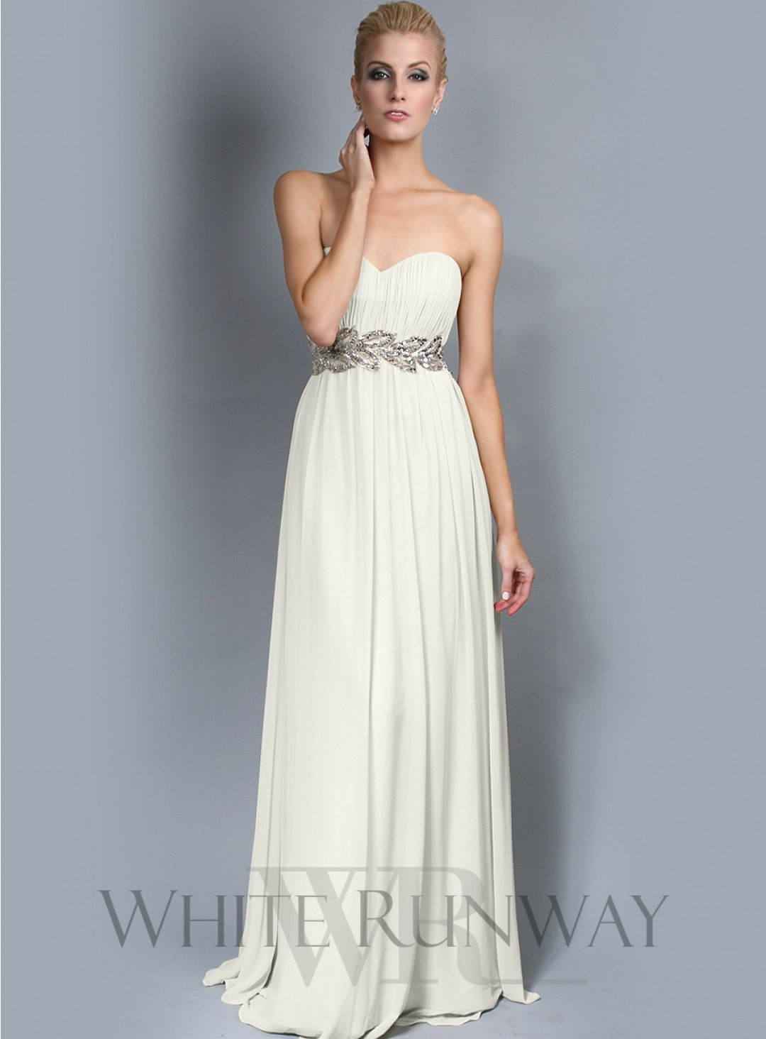 Grecian strapless dress fashion pinterest bridesmaid dresses