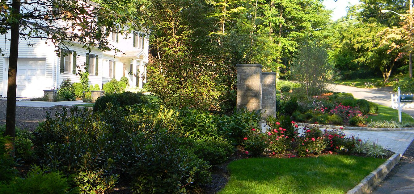 Gerbert Sons Landscaping Irrigation Stamford Ct All Organic Landscape Services Landscape Irrigation