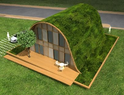 10 maisons écologiques insolites \ - qu est ce qu une maison bioclimatique