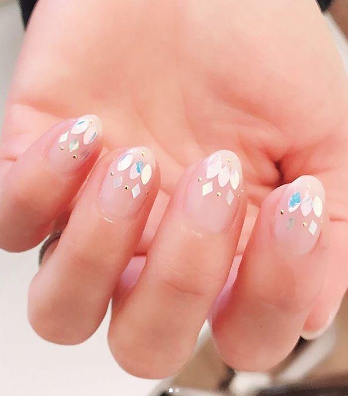 Naural Nails,Nail art