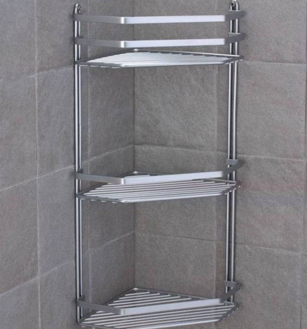 15 new thoughts about small shower shelf shelves that will turn your rh pinterest com
