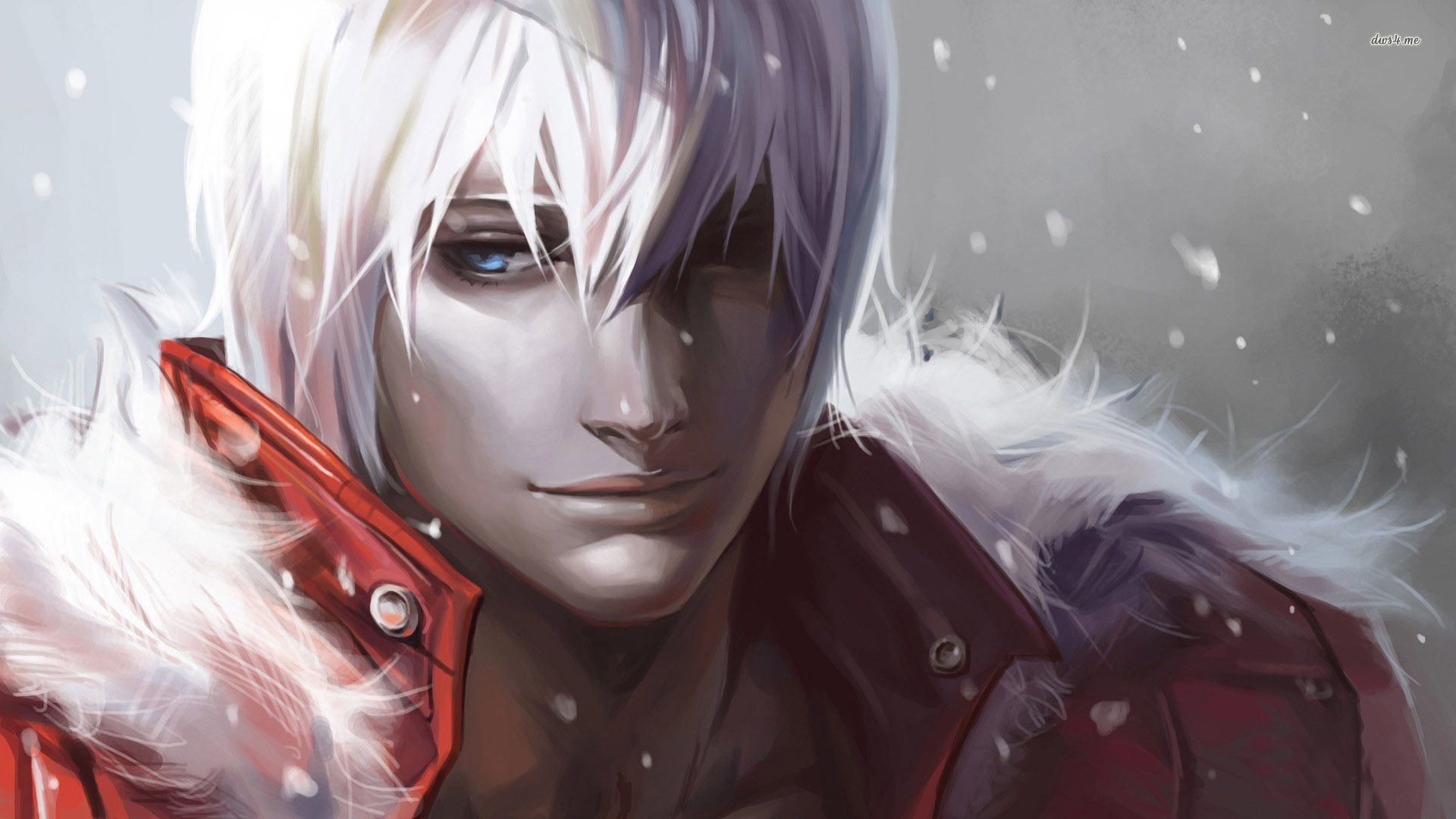 Dante devil may cry wallpaper game wallpapers 19574 winter dante devil may cry wallpaper game wallpapers 19574 winter snow by voltagebd Gallery