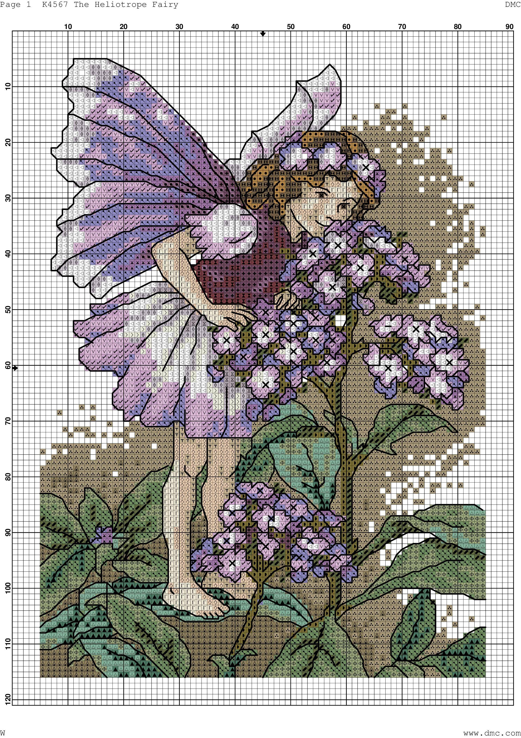 Flower fairy cross stitch fairy cross stitch flowers