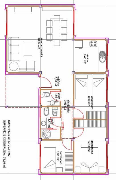 Planos de casas nuevas 407 630 planos de casas for Cocina plano arquitectonico
