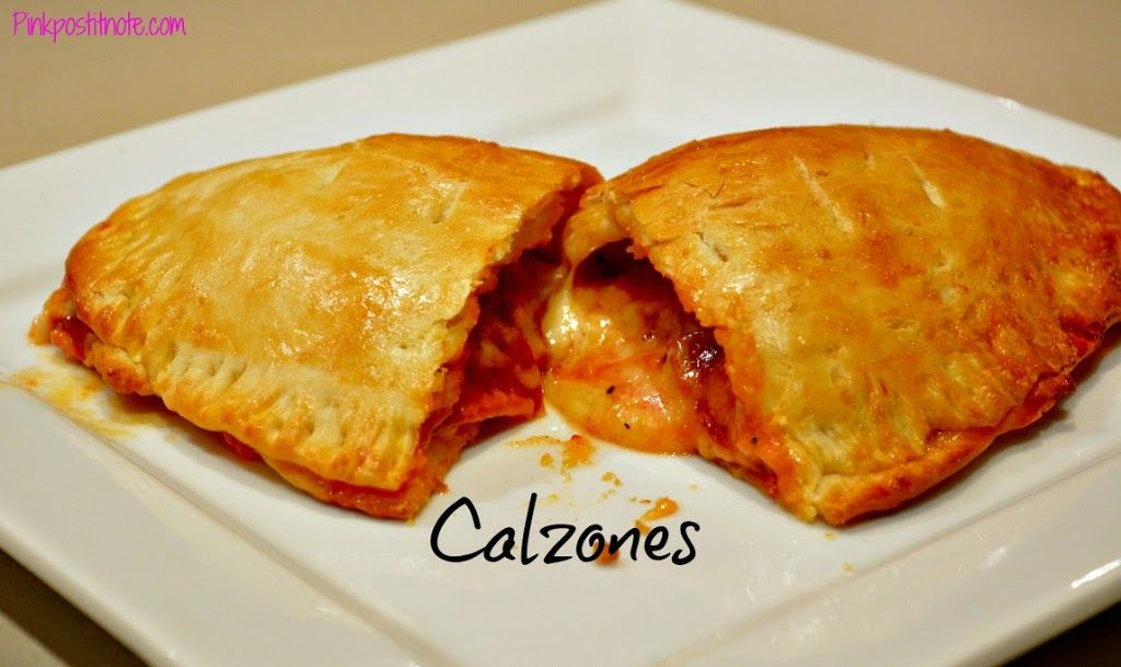 Calzones Recipe on Yummly. @yummly #recipe