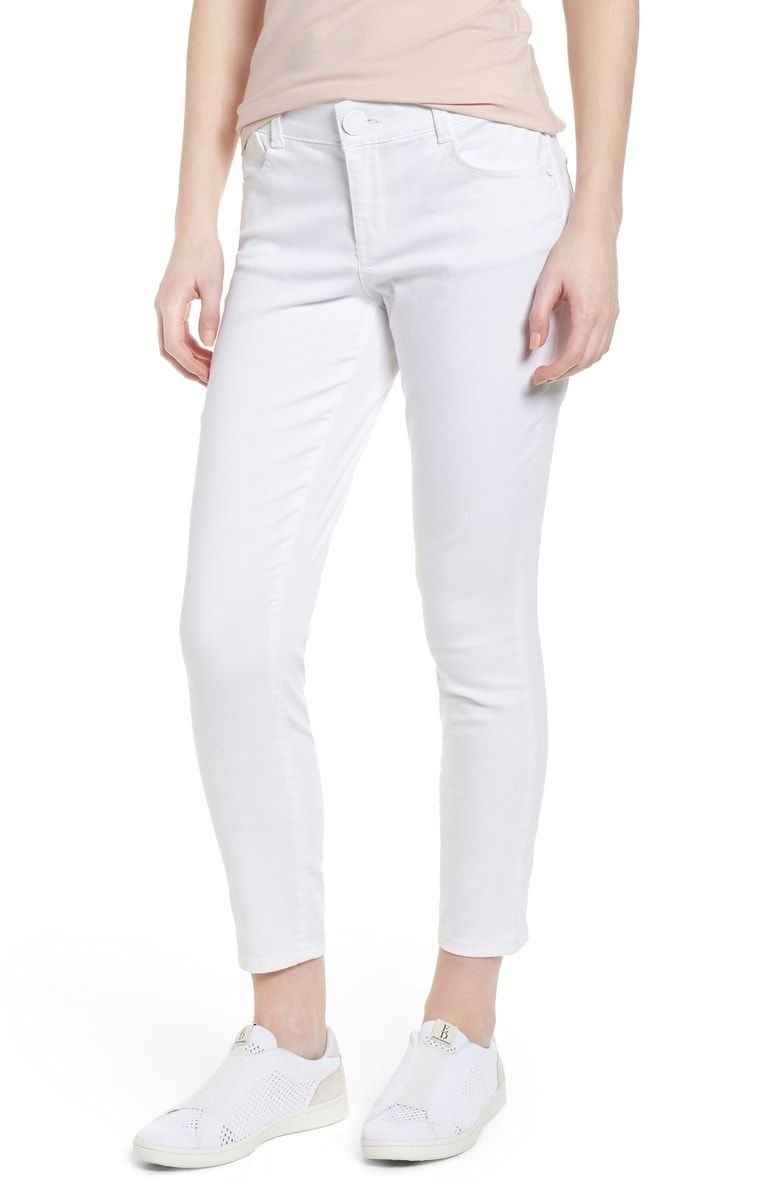 f5c1de1f64 Free shipping and returns on Wit  amp  Wisdom Ab-solution Ankle Skimmer  Jeans (