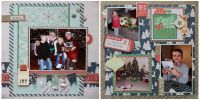 Page of the Month - October 2013 featuring 25th & Pine by Basic Grey for Scrapbooks