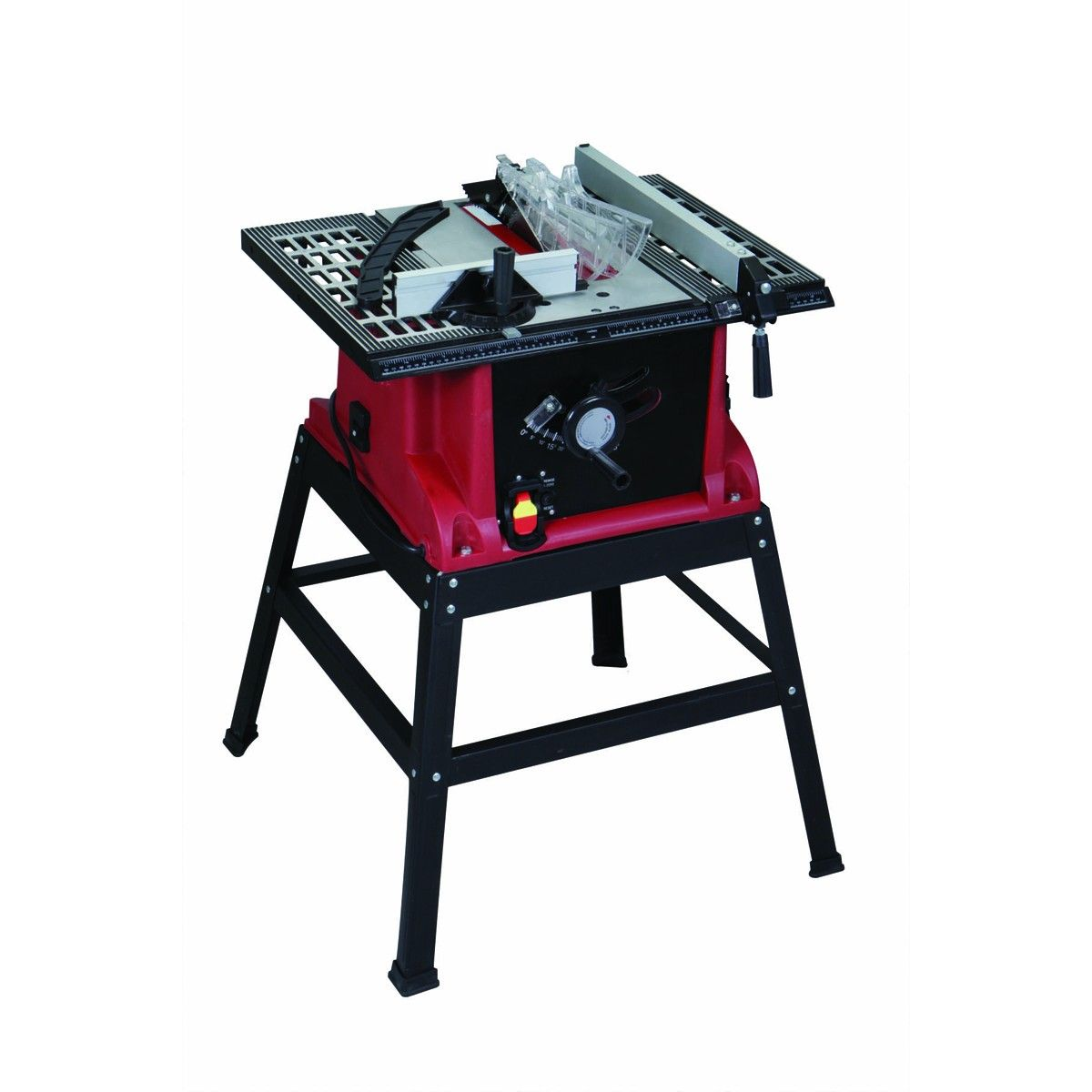 10 In 15 Amp Benchtop Table Saw Industrial Bench Table Saw