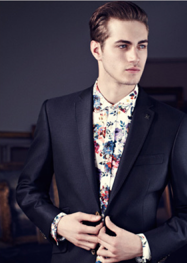 62491d1c0 Ted Baker Spring Summer 2012 Lookbook  Everyone s British Style Powered By  Ted s 6 Collections