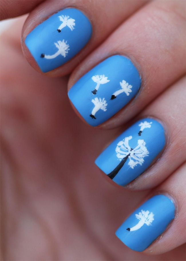 latest-new-year-nail-art-designs-for-2017 | new year nail design ...
