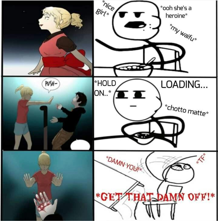 Pin By Danyael On Tower Of God In 2020 Anime Jokes Anime Funny Anime Memes