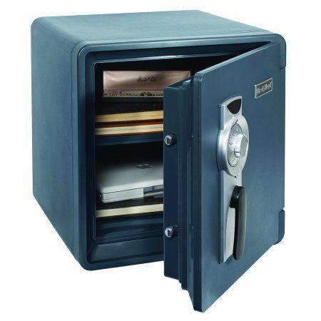 Home Improvement Combination Safe Cubic Foot Locker Storage