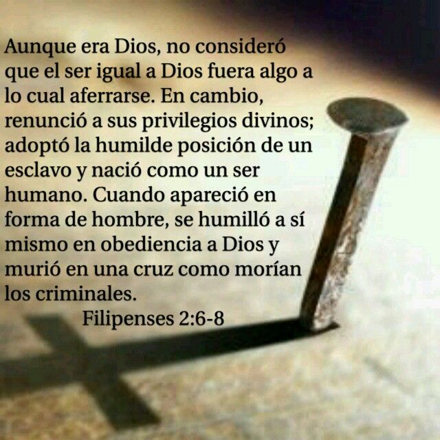 Filipenses 2 6 8 Ntv Jesus Christ My Favorite Things Jesus