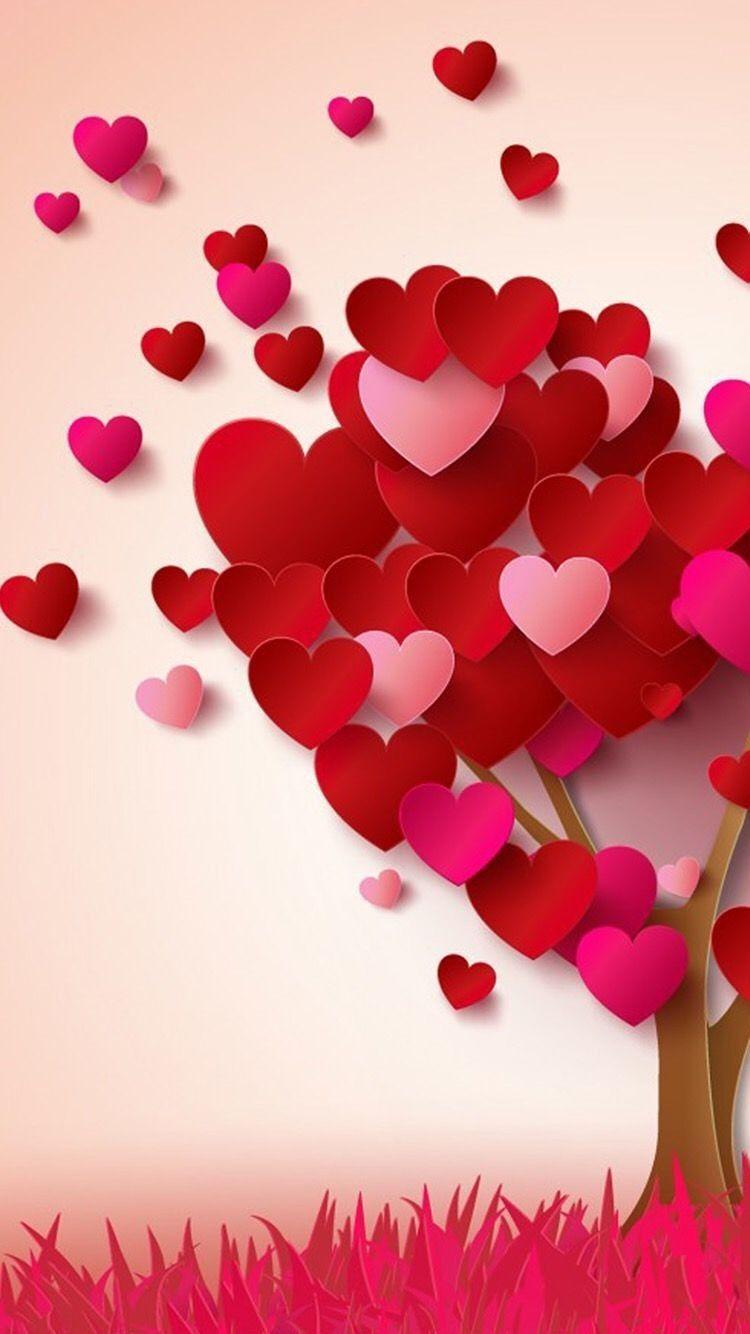 Pin By Zunilde Esther Herrera Pimente On Hearts Valentines Wallpaper Heart Wallpaper Holiday Wallpaper