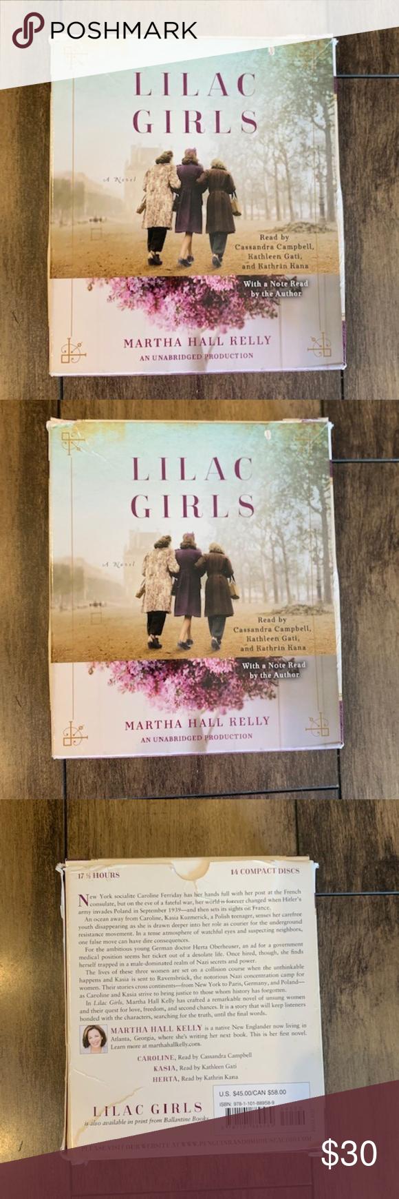 Lilac Girls: A Novel, Book by Martha Hall Kelly (Audio
