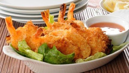 طريقة عمل الروبيان جمبري قريدس بالصور أطيب طبخة Seafood Recipes Healthy Coconut Shrimp Food