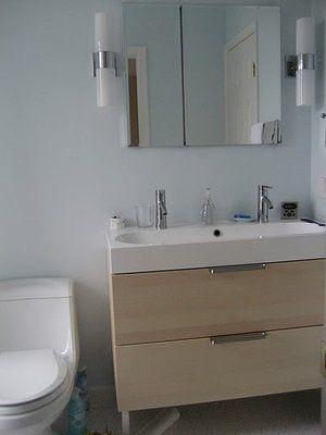 Superbe Ikea Bathroom Remodel. (DC Plaster) | Yelp