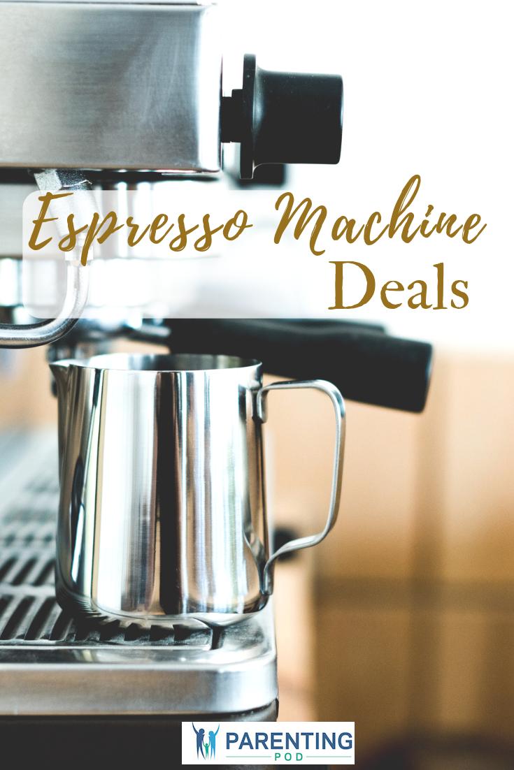 Best Deals on Espresso Machines March 2020 Home coffee