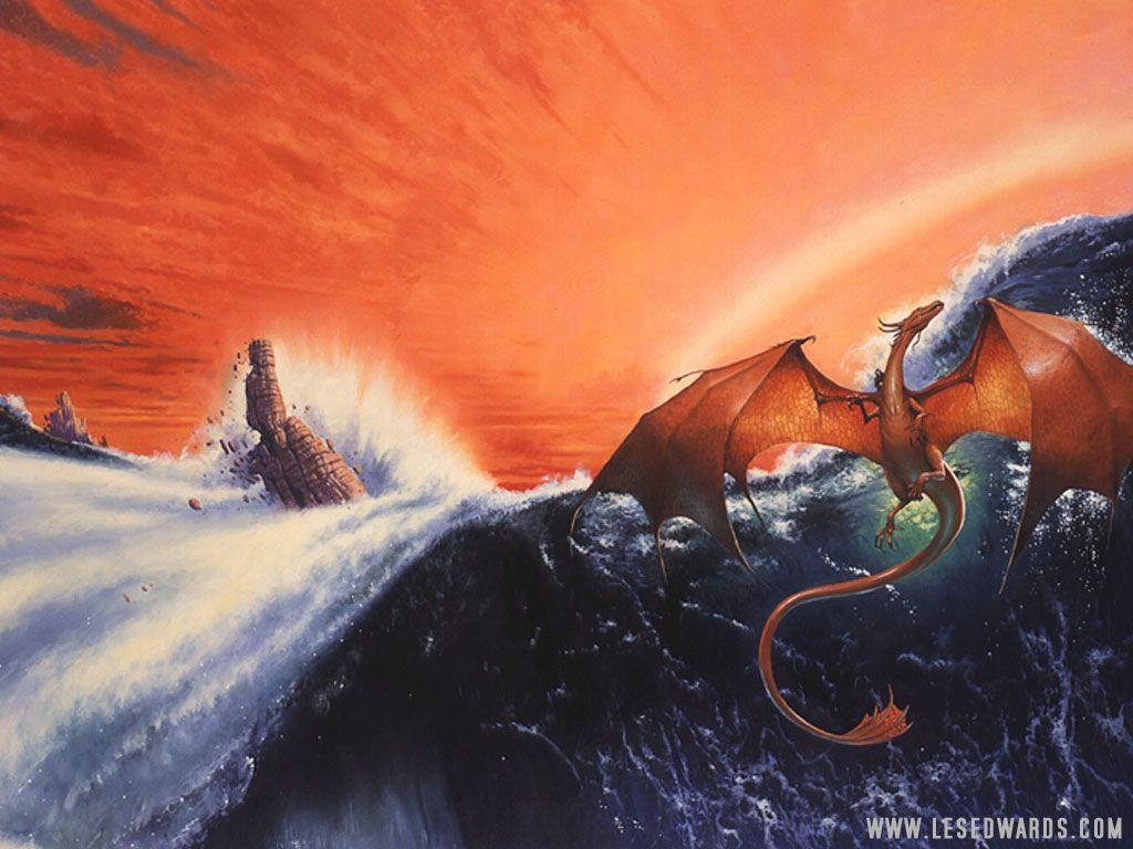 Dragonsfire by Todd McCaffrey