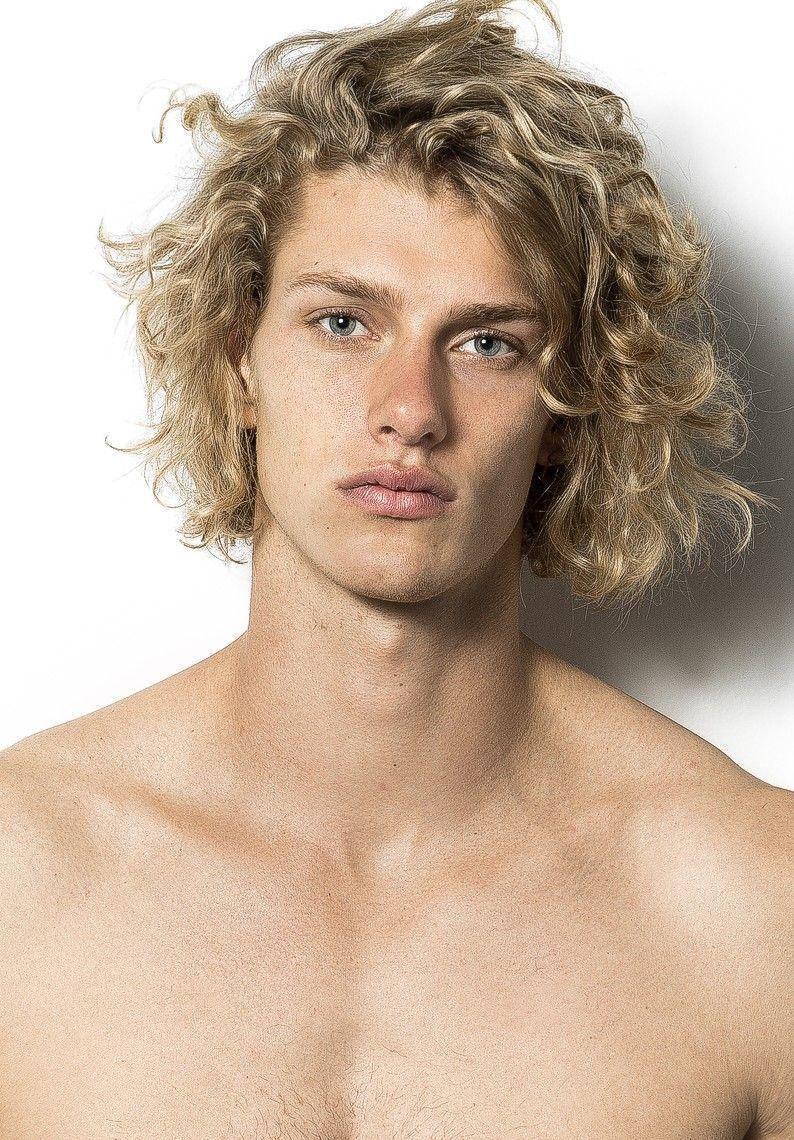 Chuck Bilgrien In 2020 Blonde Hair Blue Eyes Long Hair Styles Men Blonde With Blue Eyes