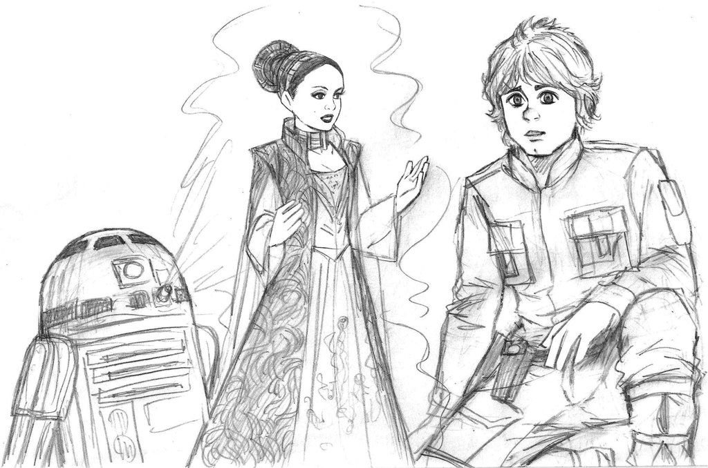 Star Wars Sketch A Mother S Letter By Katytorres Star Wars Anakin