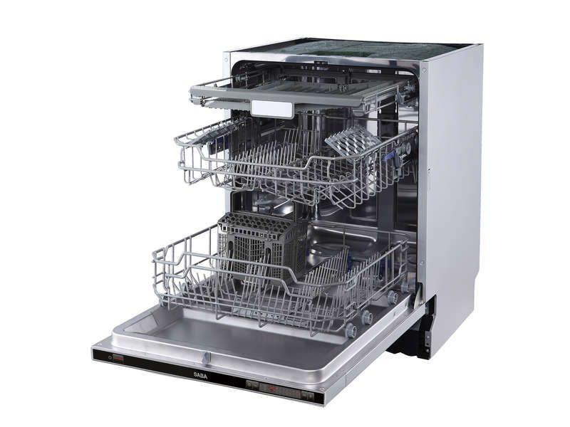 Lave Vaisselle Full Integrable 14 Couverts Saba Lvif1019a 44m