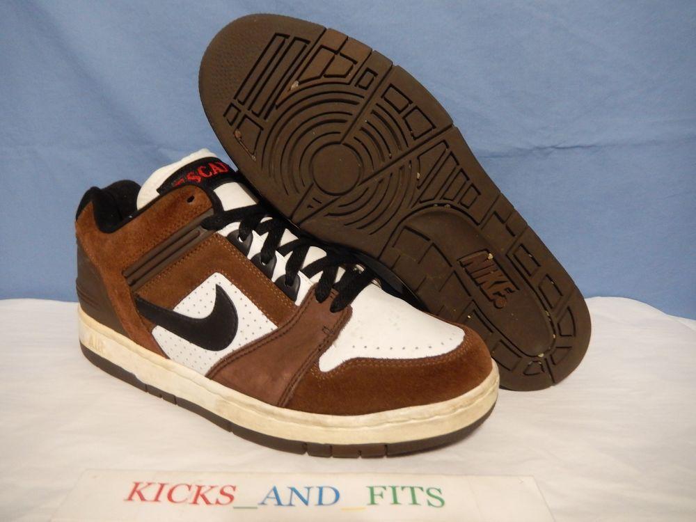 nike dunk shoes metal baseball size 10