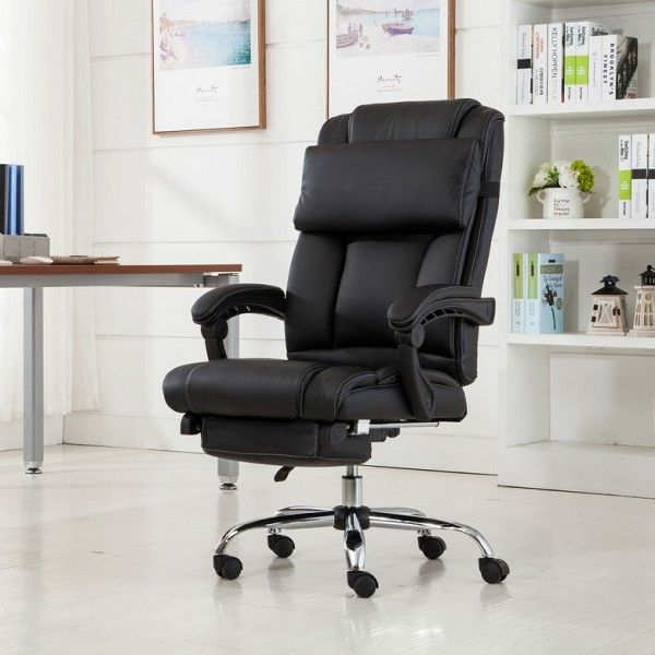 BELLEZE Executive Reclining Office Chair High Back PU