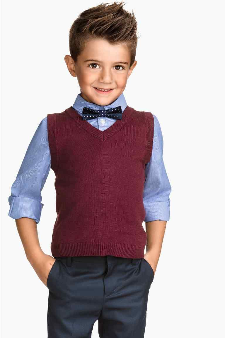 picture 16 Stylish Christmas Outfits For Small Boys
