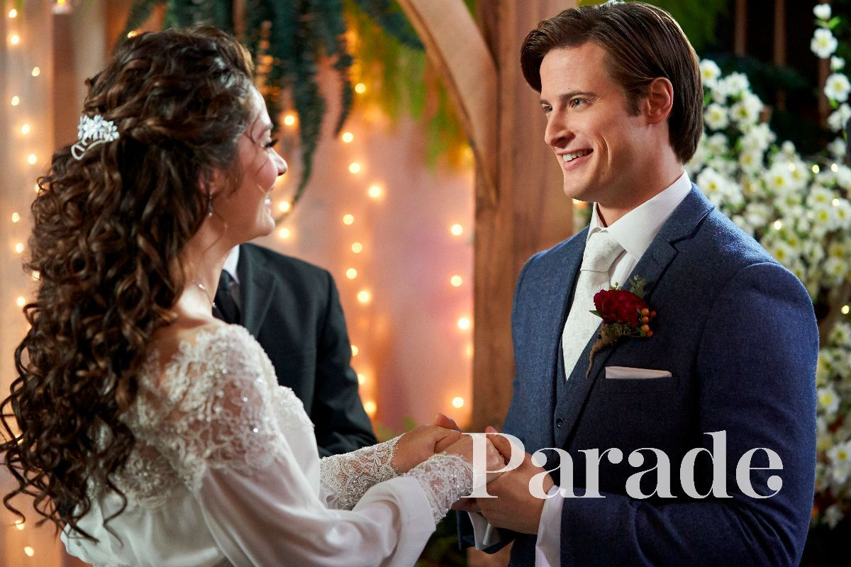 Wedding Bells Are Ringing! Get a Sneak Peek of This Week's When Calls the Heart Wedding
