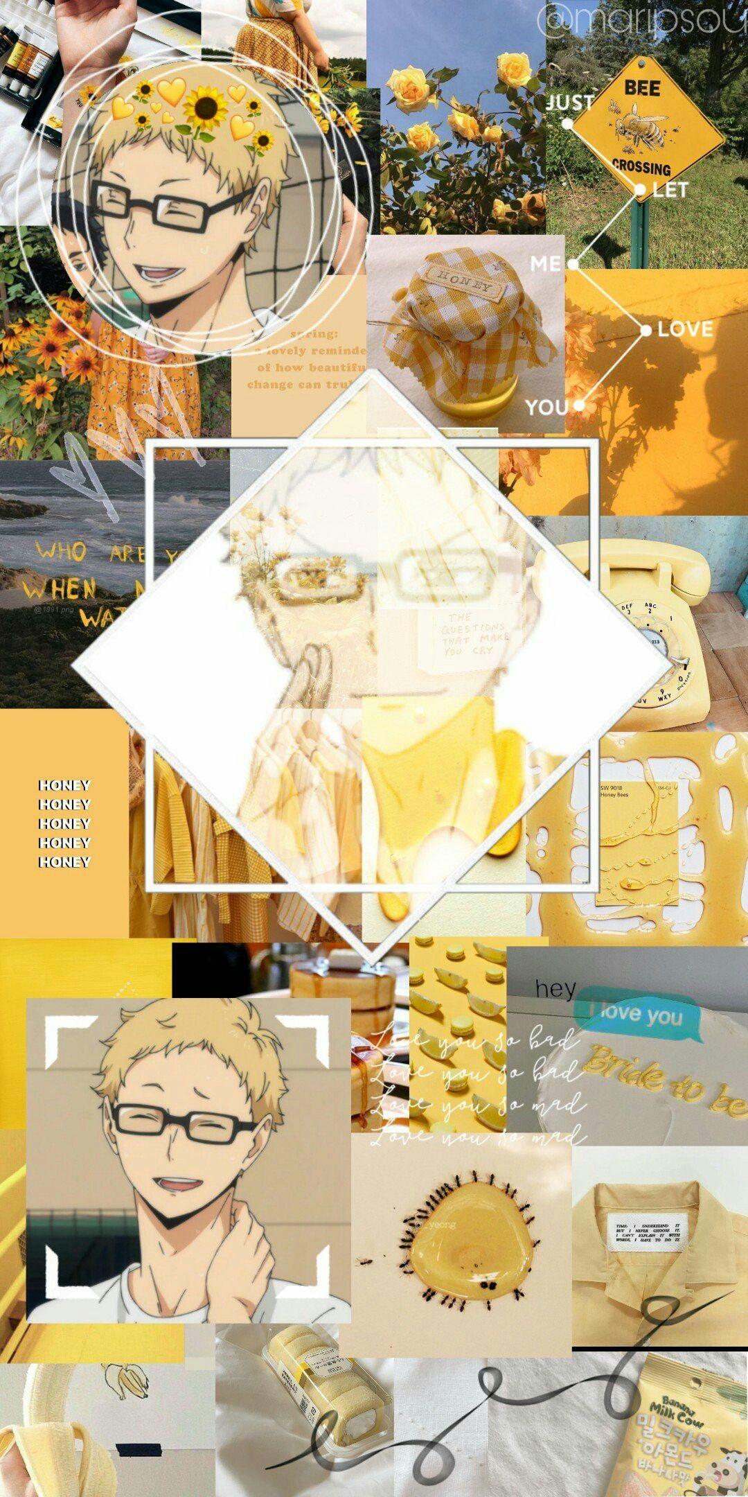 Anime Aesthetic Wallpapers Image By Hazem Haikyuu Wallpaper