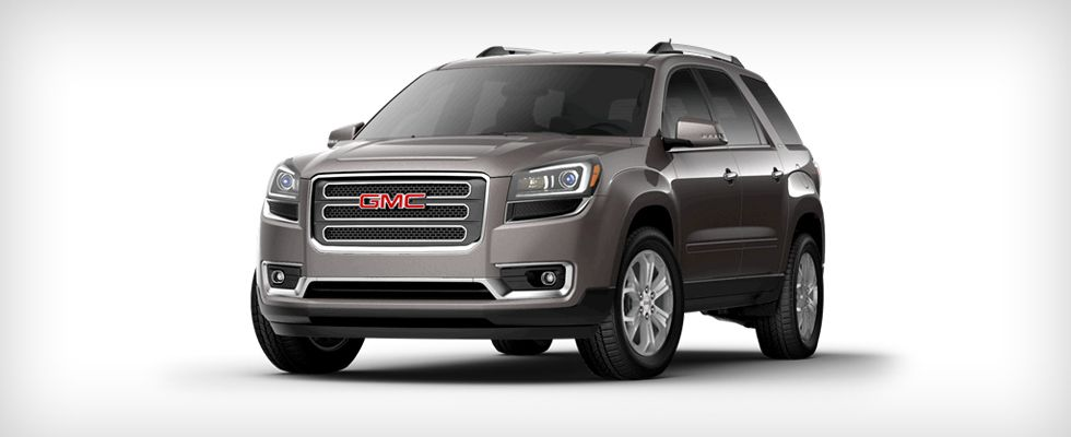 2013 Gmc Acadia Review Luxury Suv Crossover Cars Mid Size Suv