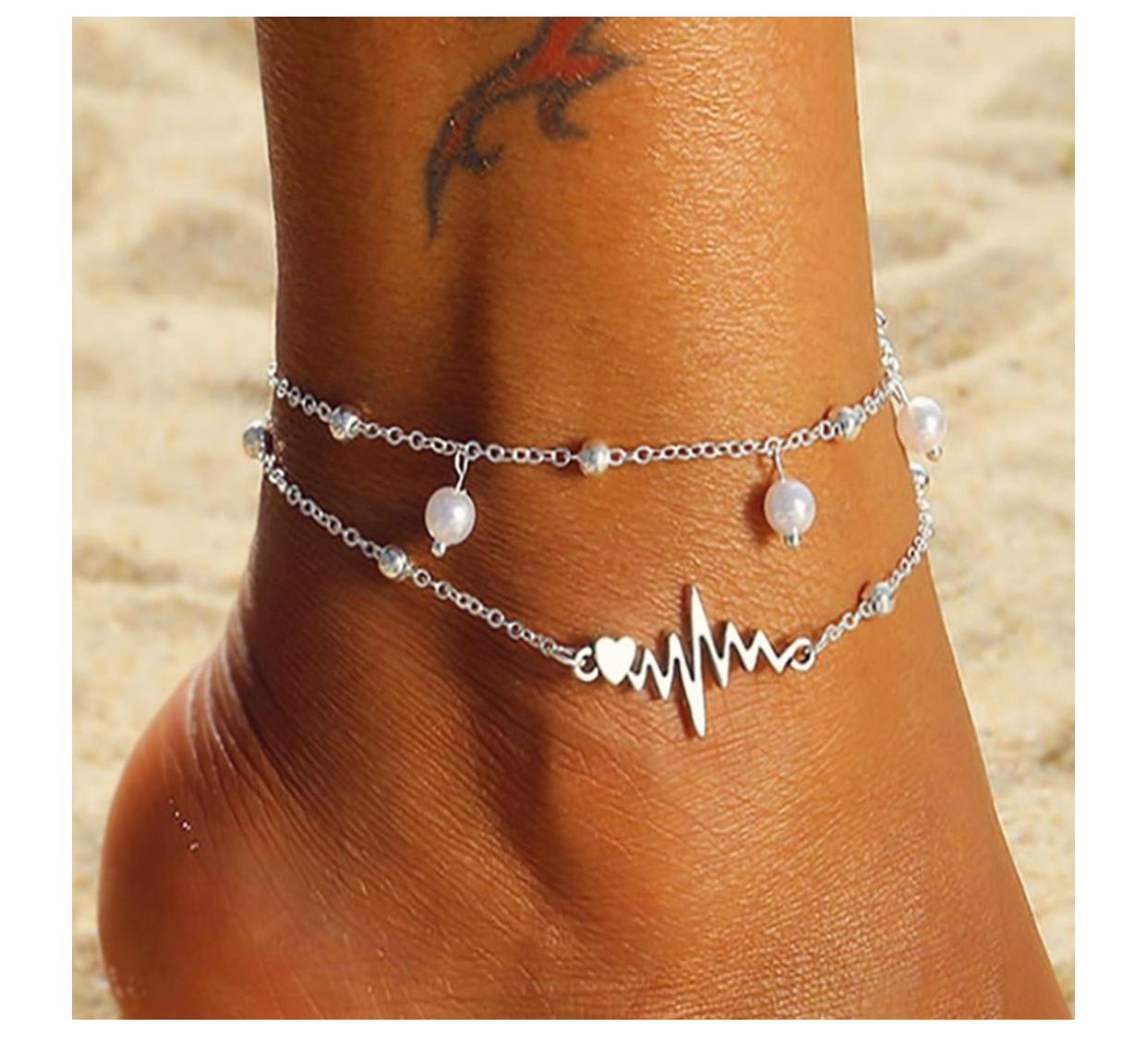 Beautiful gifts for the best prices Beaded anklets