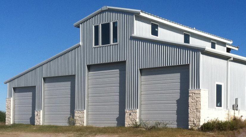 Steel Warehouses Barns Homes Kits American Steel Buildings Barn Style House American Barn
