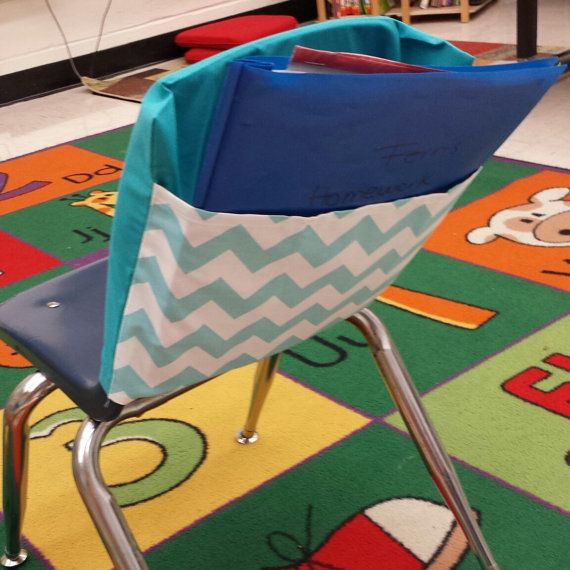 Chair Covers For Kindergarten Decorating Folding Chairs A Wedding Best 25+ Student Pockets Ideas On Pinterest | Home Depot Desk, School And ...