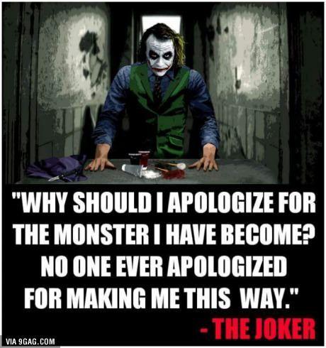 Joker Joker Quotes Best Joker Quotes Joker