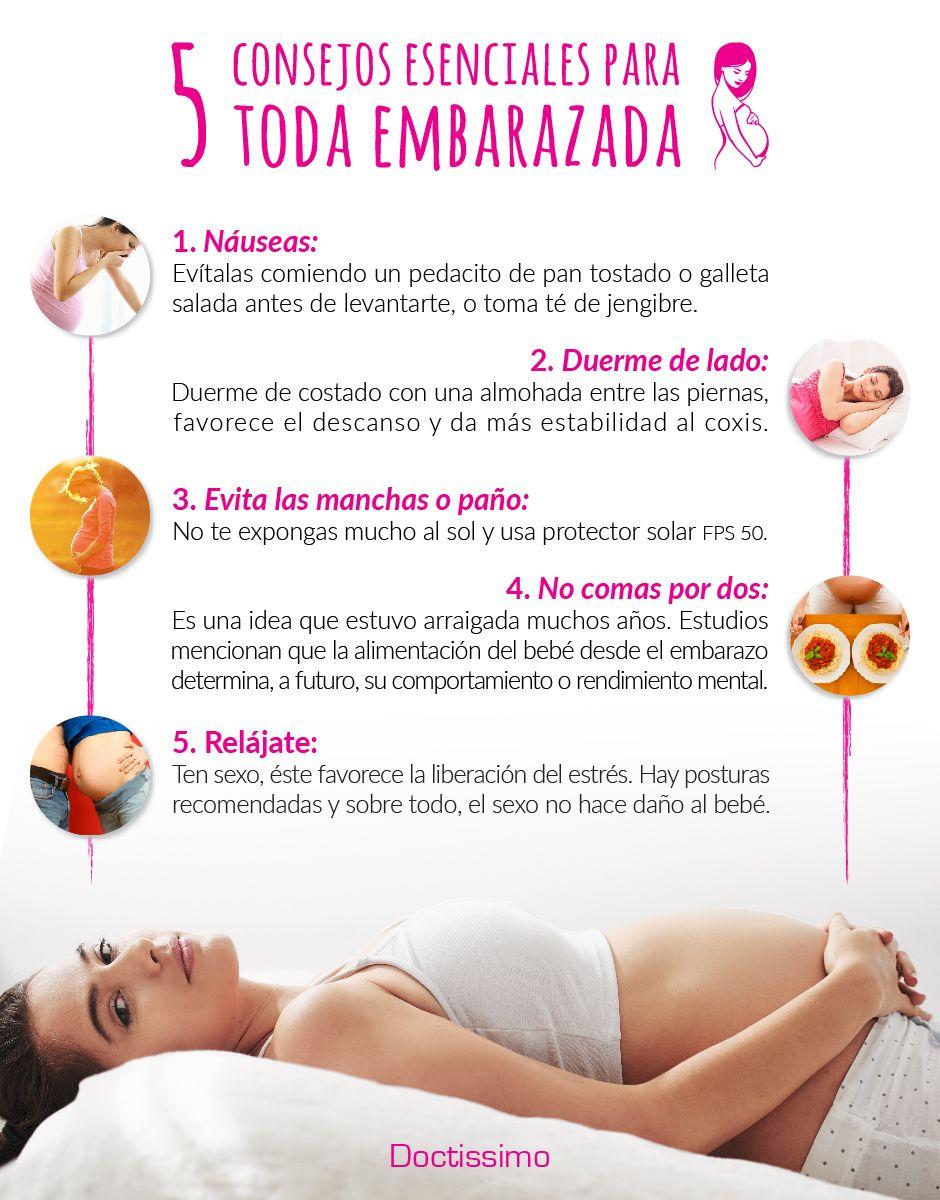 Consejos Para Una Embarazda Primeriza Alimentacion Embarazo