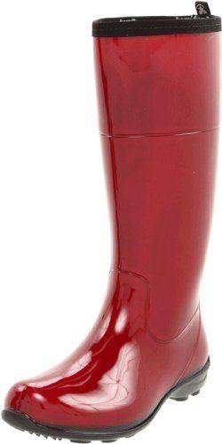 Kamik Women's Naomi Rain Boot,Red,8 M US Kamik,http://www.amazon.com/dp/B0041FI62O/ref=cm_sw_r_pi_dp_57-7sb0P0TGV1CB7