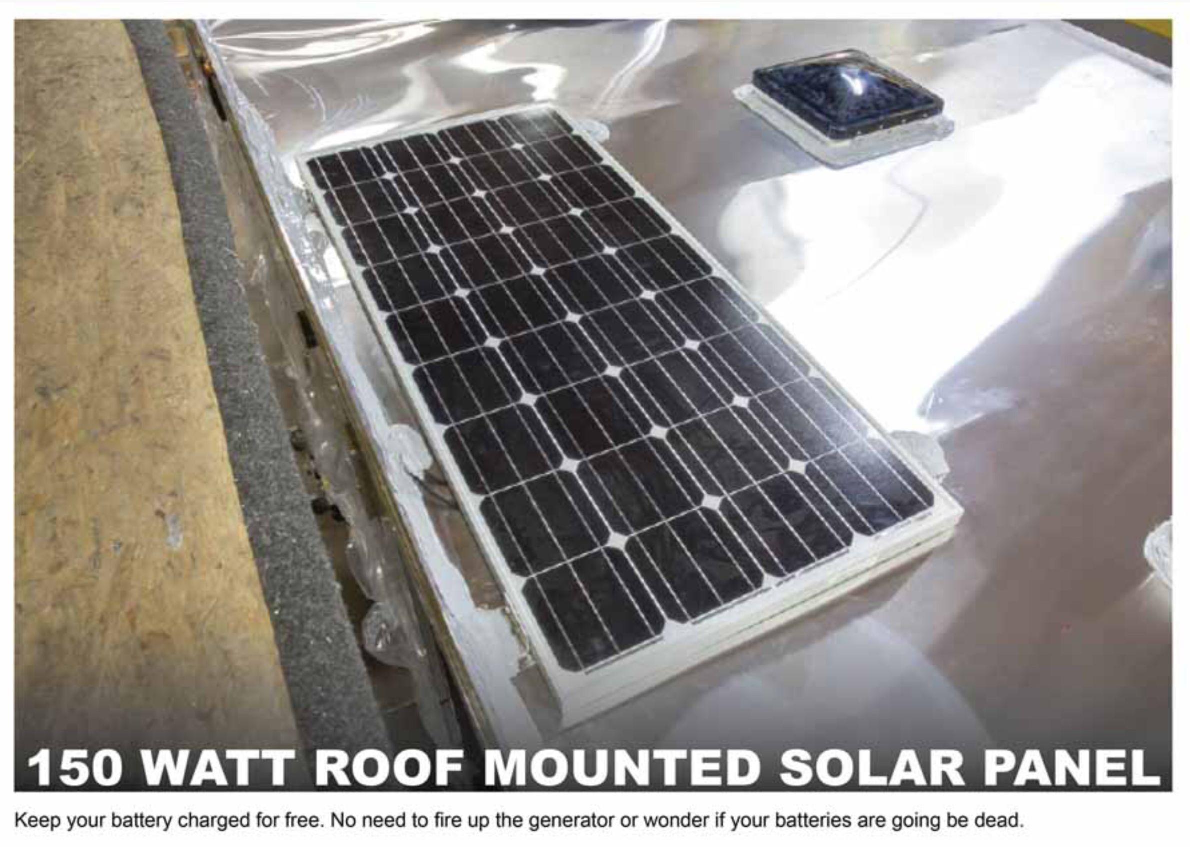 Option 150 Watt Roof Mounted Solar Panel Solar Panels Solar Panels For Home Diy Solar Panel