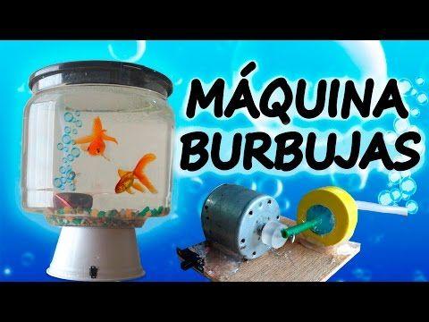 Como hacer una bomba de aire para acuarios caseros for Como hacer un estanque para peces koi