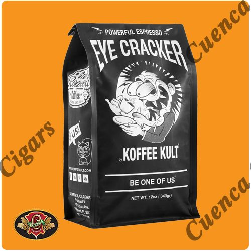 Gourmet Koffee Kult Eye Cracker Espresso Beans Coffee for Sale - Price: $15.50